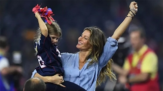 Gisele Bundchen Goes Completely NUTS Over Husband Tom Brady's Super Bowl Comeback Win