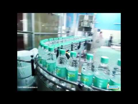 High Speed Bottling Machine