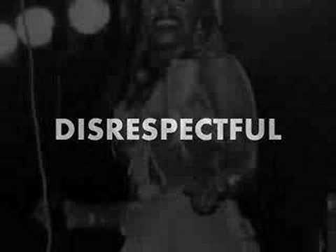 Chaka Khan DISRESPECTFUL - Chaka Khan feat. Mary J. Blige