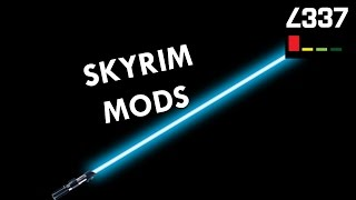 Skyrim Mods Silbido y Star Wars