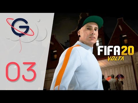FIFA 20 : VOLTA MODE HISTOIRE FR #3 - Une Légende du Foot de rue !