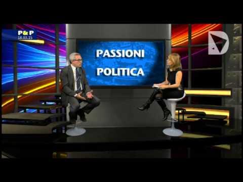 Passioni & Politica - L'assessore regionale al bilancio Vittorio Bugli intervistato da Elisabetta Matini.