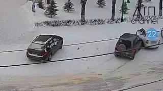 Подборка ДТП  01. 03. 2017 года.  Регистратор.