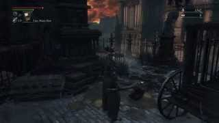 BloodBorne: how to get insight before cleric beast.
