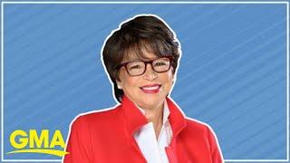Former Obama Senior Advisor Valerie Jarrett: 'Have The Confidence To Swirl' L GMA Digital