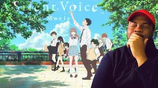 This was tough to watch....A Silent Voice (Koe no Katachi) Full Movie REACTION