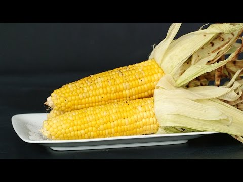 The Trick to Perfectly Grilled Corn – Kitchen Conundrums with Thomas Joseph