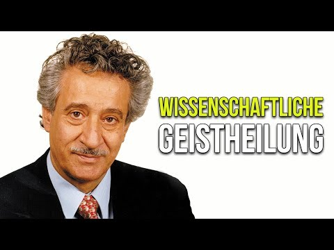 Promi-Heiler Christos Drossinakis: Das Geheimnis der wissenschaftlichen Geistheilung