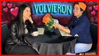 YOLO Y MARIANA TIENEN UNA CITA ROMANTICA - 15 preguntas para ex novios