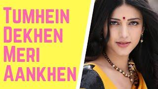 Tumhein Dekhen Meri Aankhen song full hd lyrics video/Rang