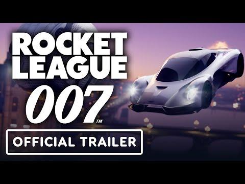 Rocket League : Rocket League x James Bond - Official Aston Martin Valhalla Trailer