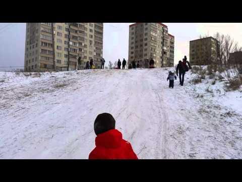 Видео: Видео горнолыжного курорта Чернево-Красногорск в Московская область