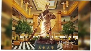 Thờ Quan Nhị Ca của người Hoa