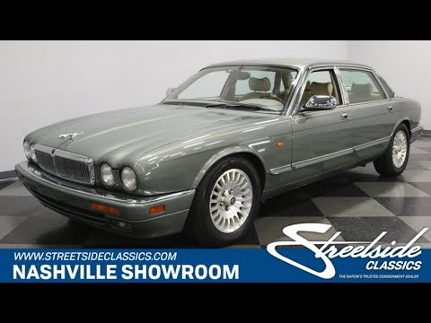 Video of 1996 Jaguar XJ located in Lavergne Tennessee - MZ6E