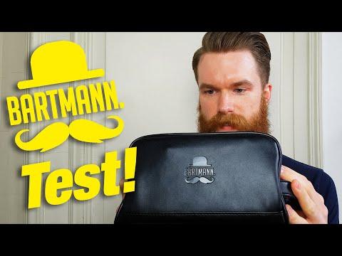 BARTMANN Bartpflege-Set | Unnötiger Merch oder gute Produkte? | Eine ehrliche Rezension.