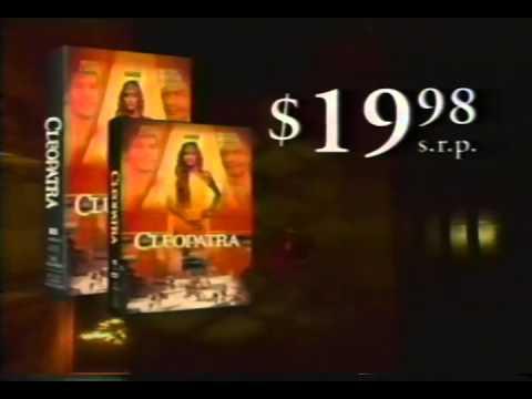 Cleopatra Trailer 1999