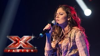 Aleksandra Sekulic (Parachute - Cheryl Cole) - X Factor Adria - LIVE 2