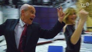 Il Maestro José Maria Sciutto Balla La Chacarera Con Arianna Ciampoli
