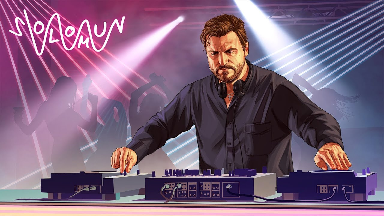 Solomun - Live @ GTA nline: After Hours Nightclub 2018
