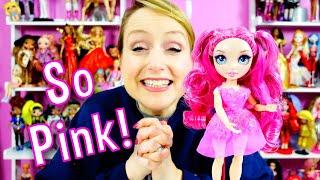 Rainbow High Stella Monroe Doll - Series 2 Hot Pink Fashion Doll