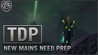 8.3 is Alt Ez they say; Time to Prep Shadowlands Mains - [TDP]