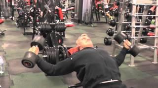Trenink na prsa - Martin Mester - IFBB Men´s physique - Jak zlepsit prsni svaly