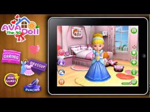 Ava the 3d doll взлом