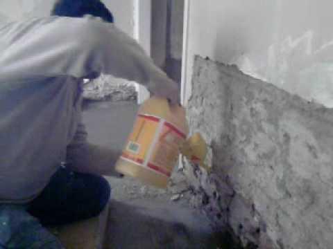 Como se repara las paredes con humedad yahoo respuestas - Impermeabilizante para paredes ...
