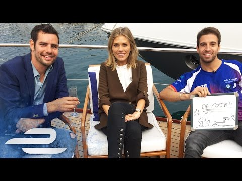 Who Will Win The Monaco ePrix? Pundits' Predictions With António Félix da Costa