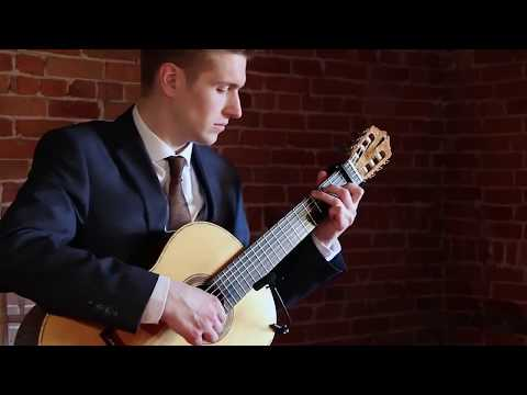 Ed The Classical Guitarist Video
