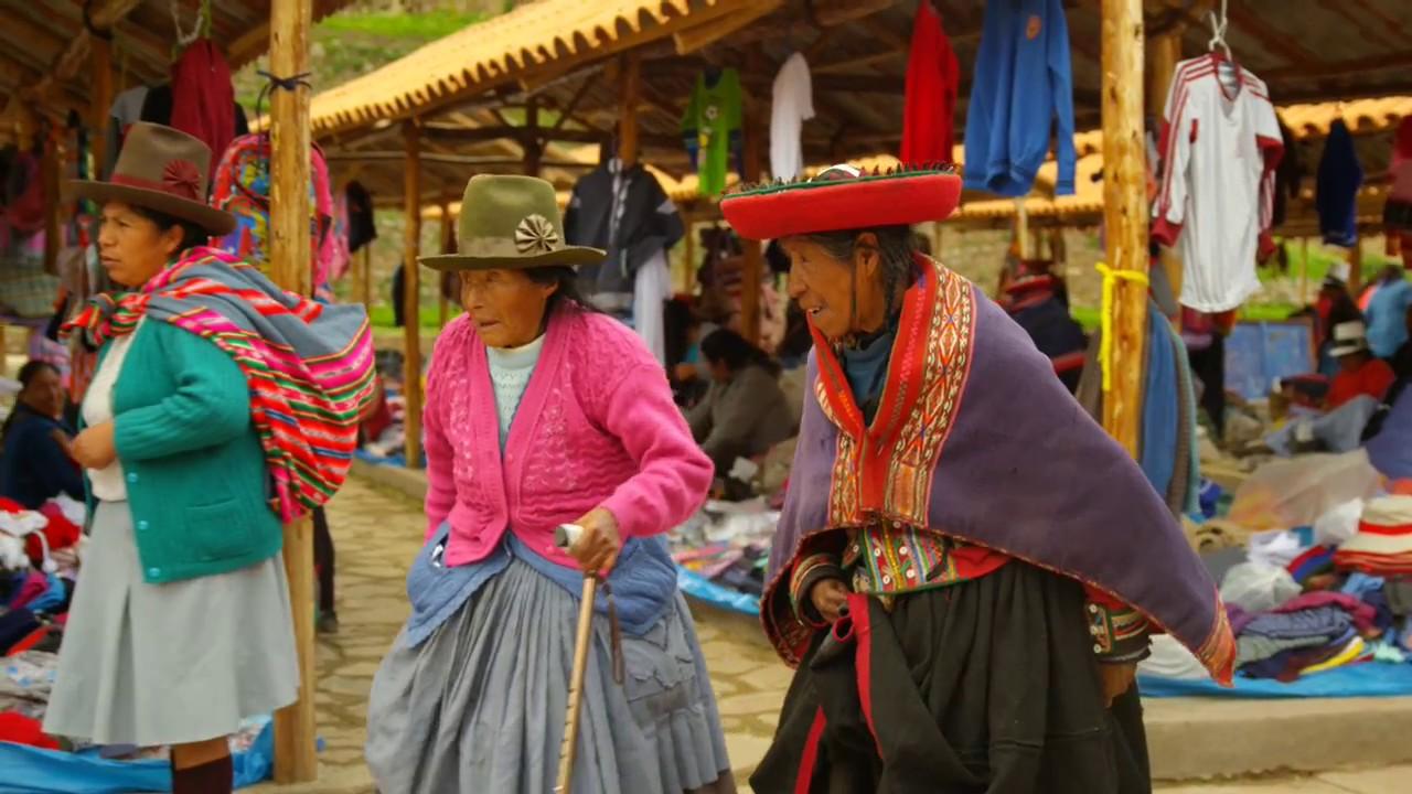 Peru: Inkast䴴en (1:03)