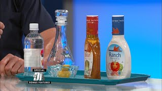Simple Salad Dressing Swap to Lose Weight