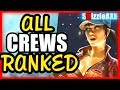 ALL COD ZOMBIES CHARACTERS/CREW RANKED WORST TO BEST (Ranking Every Zomb...