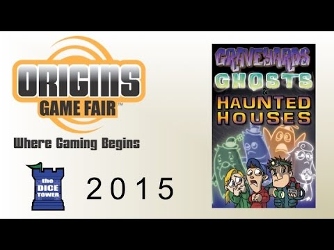 Origins Summer Preview: Graveyards, Ghosts & Haunted Houses