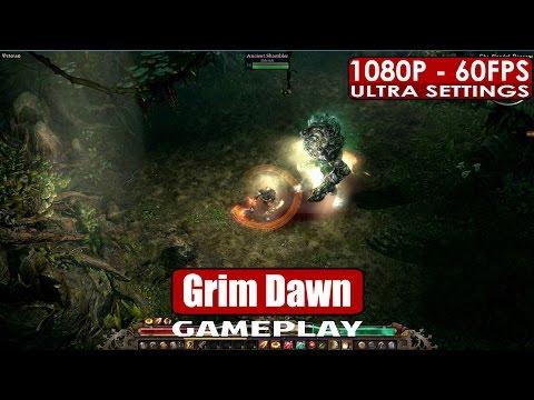 Gameplay de Grim Dawn