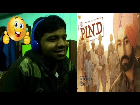 Pind(Full Song) Sardar Mohammad - Kulbir Jhinjer |Reaction & Thoughts