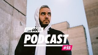 ALL GOOD PODCAST #55: Yassin