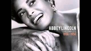 Can't Help Lovin' Dat Man - Abbey Lincoln