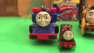 Thomas & Friends Messy Minis - Worlds Strongest Engine Thomas the Tank Engine Kids Toys