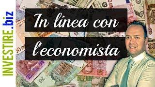 Registrazione de: In linea con l'economista - 24.04.2019