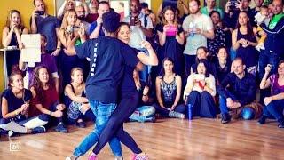 Gabriel Silva de Souza & Luana Martins - Samba de Gafieira - Amsterdam Brazilian Dance Festival 2017