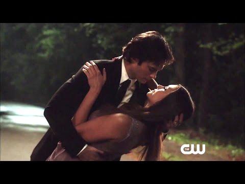 The Vampire Diaries: 6x22 Elena says goodbye to Damon with one last Dance [HD]