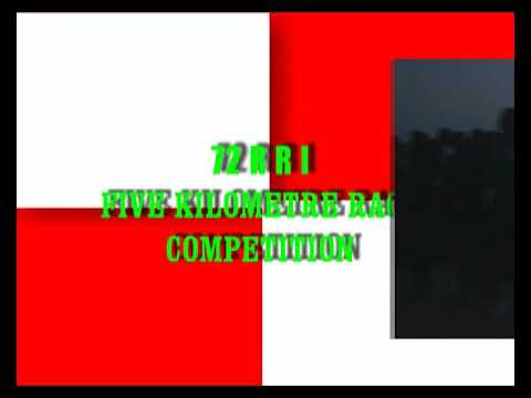 NIGERIAN ARMY TRAINING FROM THE STARTING TO THE END OF 5 KILLO INTER COY COMPETITION 72 RRI 2014 TO