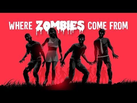 Kde se vzaly zombie