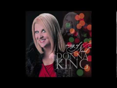 """Donna King """"Song Of Noel"""" CD PREVIEW"""