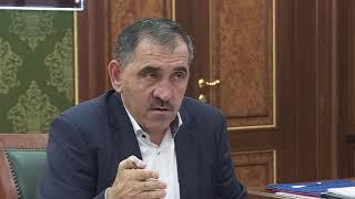 """""""Очень сложно принимать решения"""",-  Ю.Евкуров прокомментировал соглашение между Ингушетией и Чечней"""