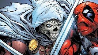 Supervillain Origins: Taskmaster