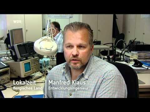 OPTRO NOTSIGNAL-TECHNIK WDR Fernsehbeitrag