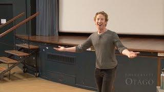 Ben Crystal talks about Original Pronunciation