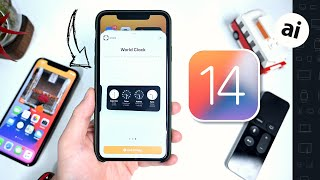 Everything New In IOS 14 Beta 3: Music Icon, Clock Widgets, & More!